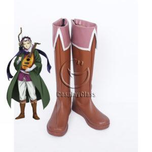 cw12298 Arslan Senki The Heroic Legend of Arslan Guibu Cosplay Boots (1)