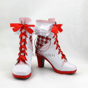 cw12330 LoveLive! after School ACTIVITY Cosplay Shoes (1)