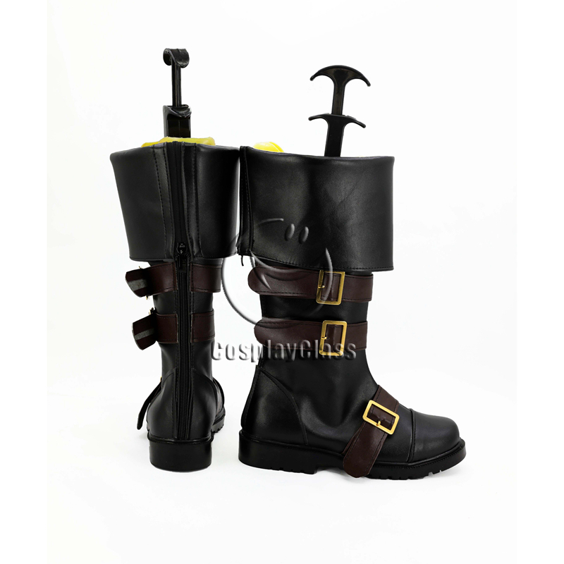 NieR:Automata YoRHa No 9 Type S Cosplay Shoes Boots