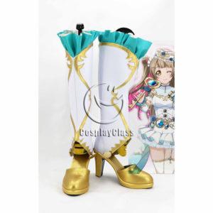 cw12352 LoveLive! Kotori Minami Cosplay Boots (1)