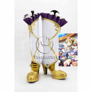 cw12355 LoveLive! Awakening Eli Ayase Cosplay Boots (1)