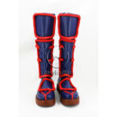cw12417 League of Legends LOL Khada Jhin The Virtuoso Cosplay Boots (2)