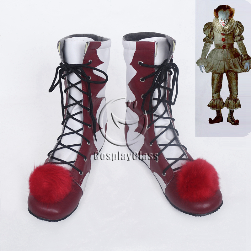 it  chapter one stephen king u2019s it 2017 movie pennywise cosplay shoes