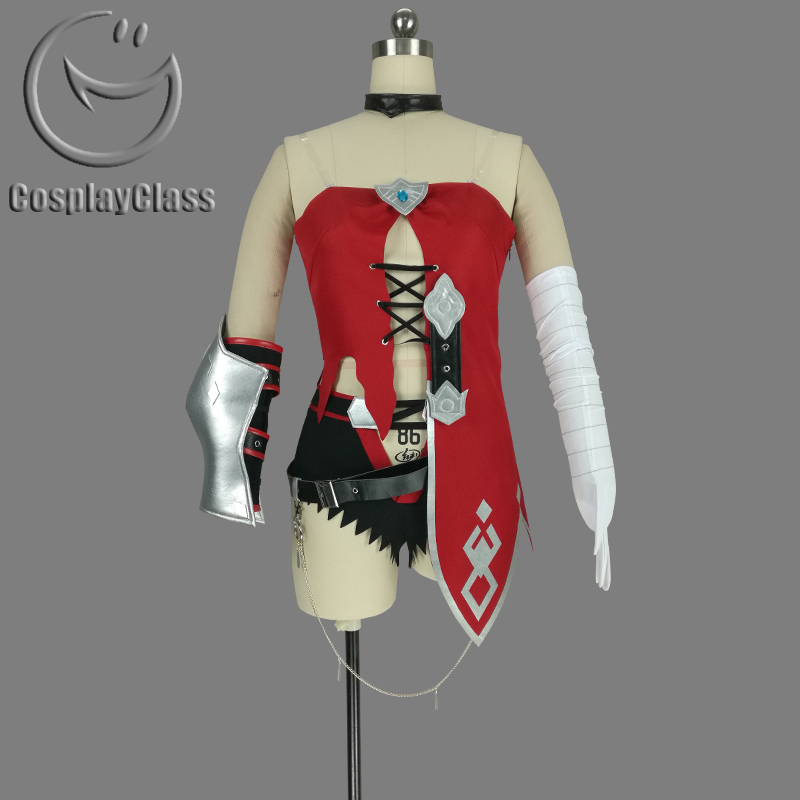 Tales of Berseria  Velvet Crowe/'s Armor Cosplay Props 1425
