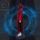 cos11485 Game of Thrones Melisandre Cosplay Costume (2)
