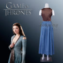 cos11490 Game of Thrones Margaery Tyrell Cosplay Costume (5)