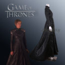 cos11498 Game of Thrones Season 7 Cersei Lannister Cosplay Costume (3)