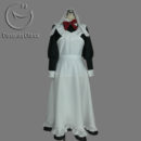cos11547 Shuumatsu no Izetta Izetta The Last Witch Lotte Cosplay Costume (2)