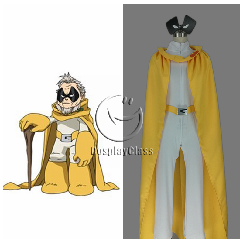 my hero academia boku no hero academia grantorino cosplay costume