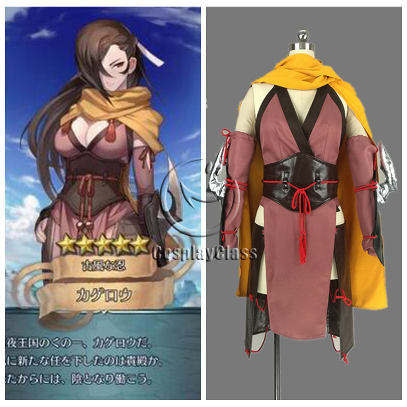 Fire Emblem Fates Kagerou Cosplay Costume Cosplayclass