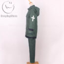 cos11593 Shoujo Shuumatsu Ryokou Girls` Last Tour Chito Cosplay Costume (4)