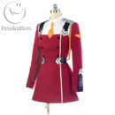 cos11714-3 Darling in the Franxx Code 002 Zero Two Cosplay Costume (2)