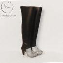 cw12938 Code Geass Lelouch Lamperouge Zero Cosplay Boots (2)