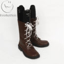 cw12939 The Ancient Magus` Bride Mahou Tsukai no Yome Hatori Chise Cosplay Boots (2)