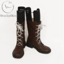 cw12939 The Ancient Magus` Bride Mahou Tsukai no Yome Hatori Chise Cosplay Boots (3)