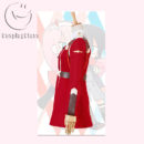 Darling in the Franxx Code 002 Zero Two Cosplay Costume (Full Set) cos11836 (3)