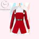 Darling in the Franxx Code 002 Zero Two Cosplay Costume (Full Set) cos11836 (4)
