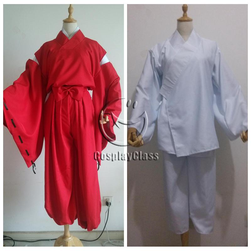 Inuyasha Kanketsuhen Inuyasha Cosplay Costume(Luxury ...