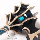 Fate Grand Order FGO Berserker Darius III Ax Cosplay Weapon Props cw13040 (8)