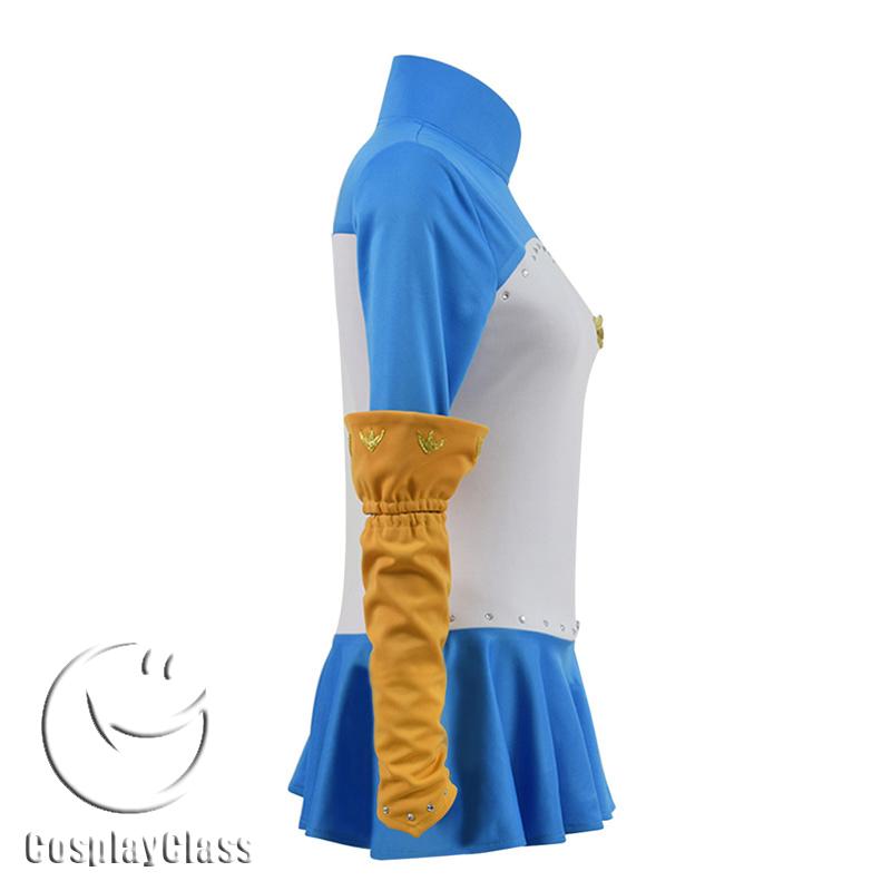 Nanatsu no Taizai Imashime no Fukkatsu Elizabeth Liones Cosplay Costume Dress