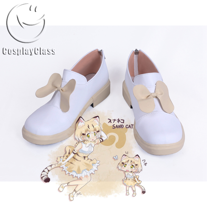 Friends Kemono Serval Shoes Cosplay Kemono qUzpMVSG