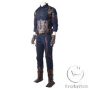 Marvel Comics Avengers Infinity War Captain America Steven  Rogers Cosplay Costume cos11842 (8)