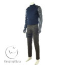 Marvel Comics Avengers Infinity War Winter Soldier Bucky Barnes Cosplay Costume cos11848 (16)