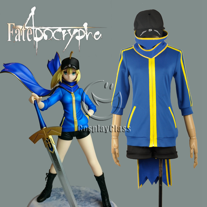fate mysterious x