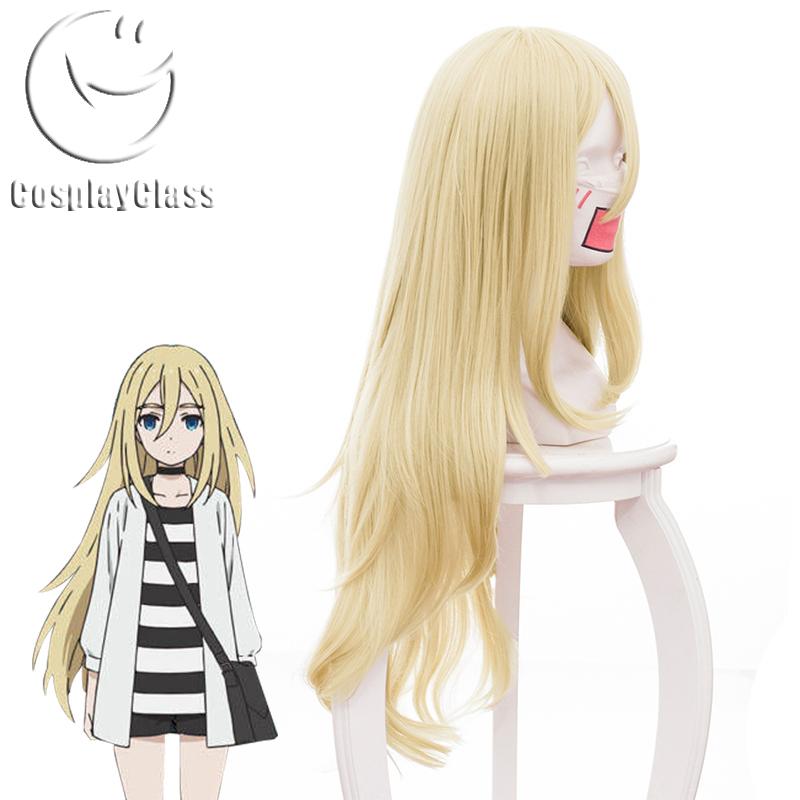 Angels Of Death Satsuriku No Tenshi Rachel Cosplay Wig