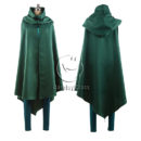 Fate EXTRA Robin Hood Cosplay Costume cos12003 (8)