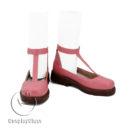 Black Butler Elizabeth Ethel Cordelia Midford Lizzy Cosplay Shoes cw13576 (2)