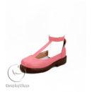 Black Butler Elizabeth Ethel Cordelia Midford Lizzy Cosplay Shoes cw13576 (3)