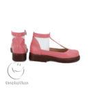 Black Butler Elizabeth Ethel Cordelia Midford Lizzy Cosplay Shoes cw13576 (4)