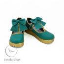 Dynasty Warriors 9 Houji Xia Cosplay Shoes cw13593 (2)