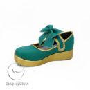 Dynasty Warriors 9 Houji Xia Cosplay Shoes cw13593 (3)