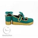 Dynasty Warriors 9 Houji Xia Cosplay Shoes cw13593 (4)