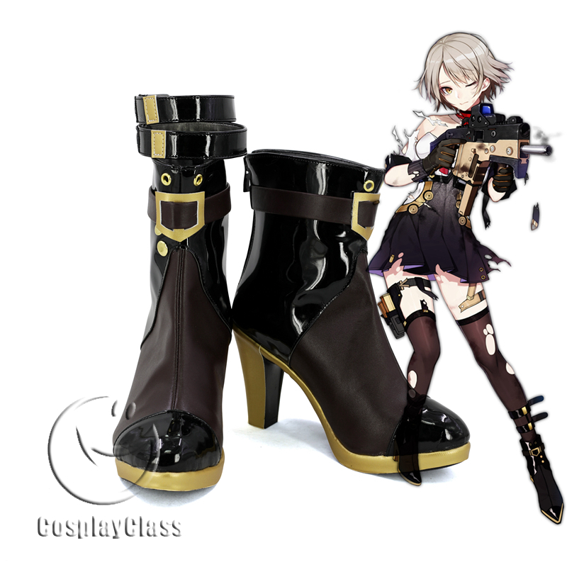 Girls Frontline Vector Cosplay Shoes Cosplayclass