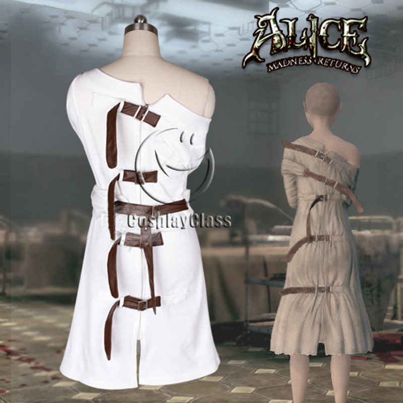 9284210fbb9e0 Alice Madness Returns Madhouse Cosplay Costume