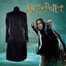 Harry Potter Slytherin Severus Snape Cosplay Costume cos12205 (8)