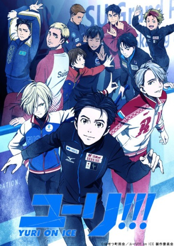 YURI!!! on ICE