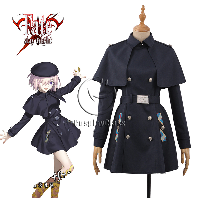 Newest COS Fate//Grand Order Matthew Kyrielit Cosplay Costume Customize Full Suit