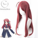 Zombie Land Saga Minamoto Sakura Cosplay Wig cw13735 (2)