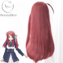 Zombie Land Saga Minamoto Sakura Cosplay Wig cw13735 (4)