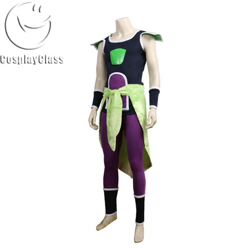 Broly Broly Cosplay Costume Dragon Ball Super