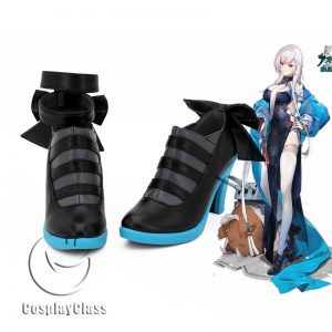 Azur Lane HMS Belfast Cosplay Shoes