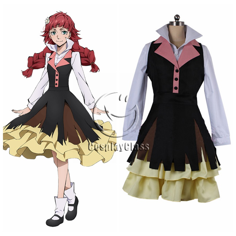 Lucy·Maud·Montgomery Anime Cosplay Wig