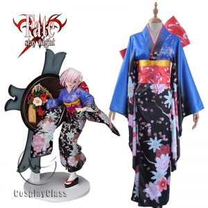 Fate Grand Order FGO Matthew Kyrielite Kimono Cosplay Costume