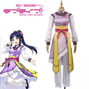 LoveLive! Double Seventh Festival Kanan Matsuura Cosplay Costume