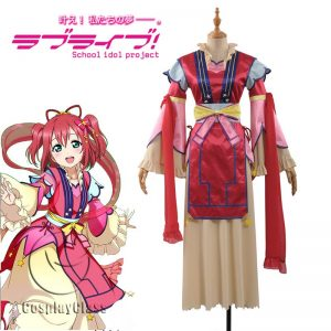 LoveLive! Double Seventh Festival Ruby Kurosawa Awakening Cosplay Costume