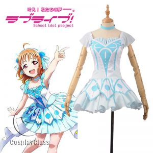 LoveLive! Takami Chika Song Cosplay Costume